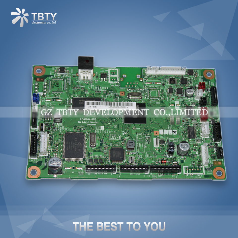 100% Test Main Board For Brother MFC 7470 MFC7470 7470D MFC-7470 Formatter Board Mainboard On Sale original main board for brother mfc 8380dn mfc 8370dn mfc 8370 mfc 8380 8380 8370 formatter board mainboard on sale