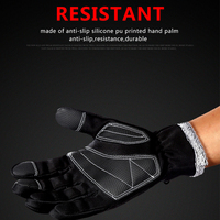 New Outdoor Sports Winter Waterproof Hiking Gloves Anti-skid Warmer Full Finger Touch Screen ciclismo Hiking Gloves Men Women