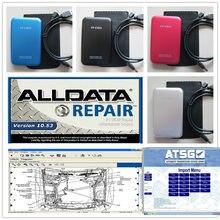 2020 heißer Alldata software 10,53 mitchell auf nachfrage software 2015 auto reparatur daten software elsawin atsg schwere lkw in 1TB HDD