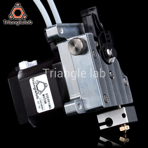 Image 2 - trianglelab TITAN AQUA EXTRUDER for 3d printer diy Upgrade water cooling titan extruder for e3d hotend for tevo 3d MK8 I3