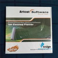 Vicsign Vinyl Cutting Plotters Software ARTCUT Software 2009 Cutting Plotter Vinyl Cutter Sign Making Design