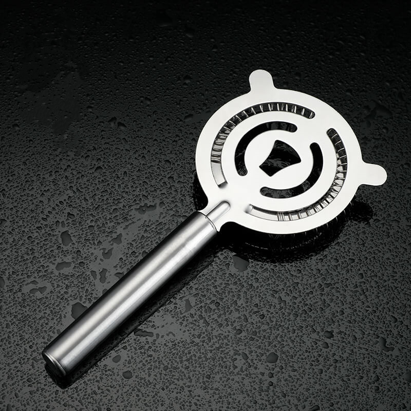 High quality stainless steel cocktail shaker bar wire mixed drink ice strainer bar tools barware party accessories.
