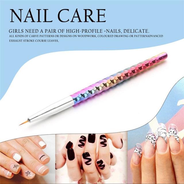 2018 New Dotting Tool For Nail Art Tools Painting Pen Flower Pen