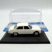 IXO Altaya 1:43 Peugeot 504 1969 Diecast Toys Car Models Miniature Collection 1 43 ixo diecast model car brazilian classic fiat uno 1983 miniature vehicle