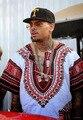 2016 Vestidos de Traje Africana Bazin Riche África La Explosión De tambor Trajes De Dai Costumbres Étnicas Sello Y Tie Dye camiseta