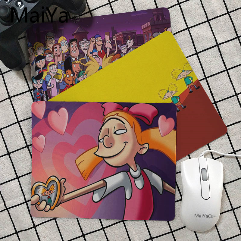 Maiya Top Quality Hey Arnold High Speed New Mousepad Top Selling Wholesale Gaming Pad Mouse