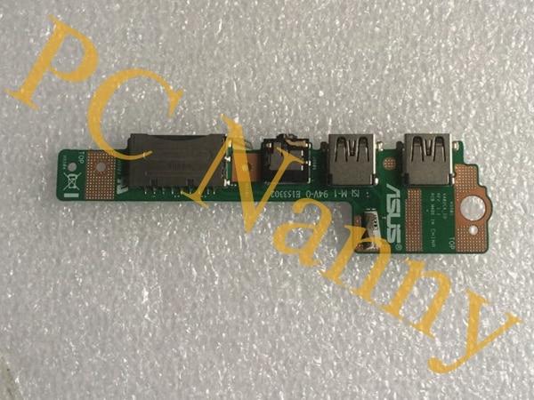 ФОТО original for Asus X402C X402CA USB AUDIO SD BOARD X402CA_IO works