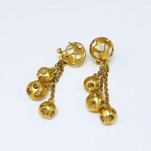 Image 3 - Viennois חדש לערבב צבע & זהב צבע להתנדנד עגילי ארוך תלוי שרשרת סט לנשים מתכת המפלגה תכשיטי סט