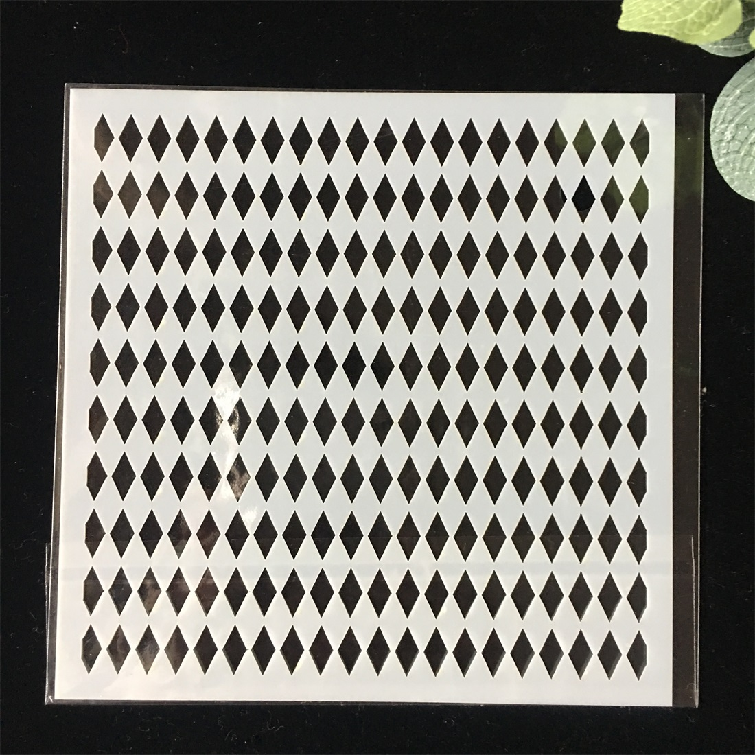 Craft Stamp Wall Painting Layering Stencils Embossing Template Scrapbooking