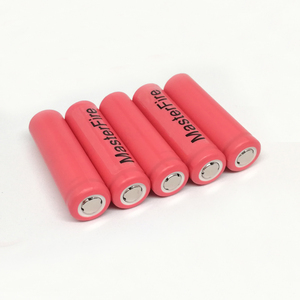 MasterFire 8PCS/LOT 100% Original For Sanyo 3.7V 840mAh UR14500P Lithium 14500 Battery Rechargeable Batteries