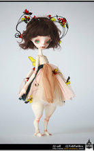 BJD doll -DC  6 points doll (Betty Betty) a full set of bare baby free shipping