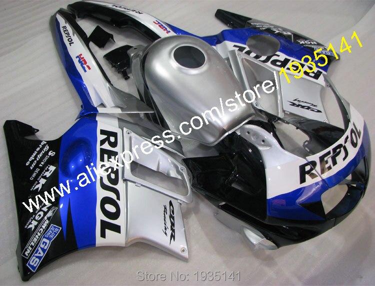 Le Carenature in plastica Per Honda CBR600F2 1991 1992 1993 1994 Parti CBR 600 F2 91-94 CBR600F2 Repsol Moto Carenatura kit