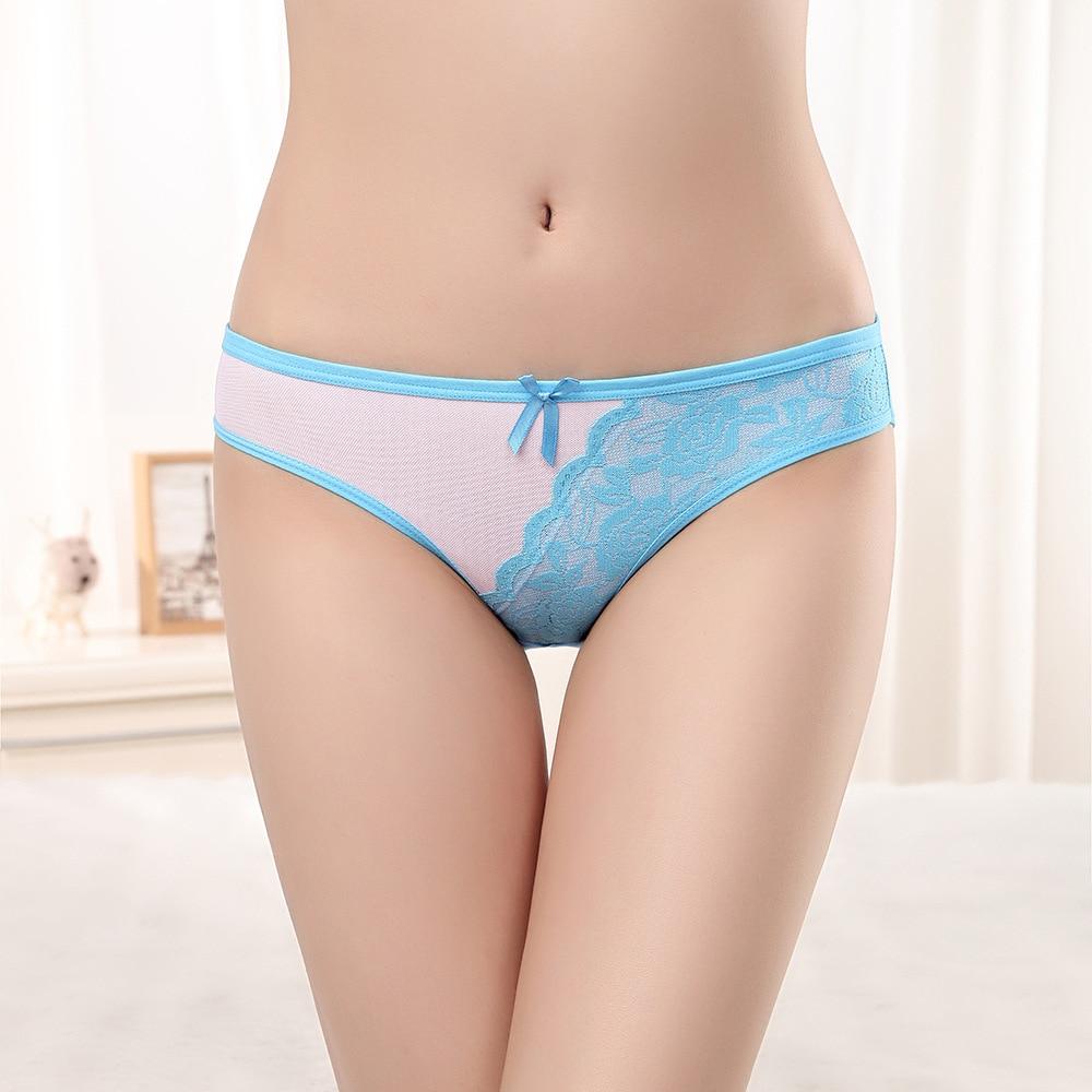Free Shipping 5pcs/lot New Hot Selling Cotton Women's Briefs Sexy Low-waist Panties Ladies Briefs Ladies Cotton Underwear