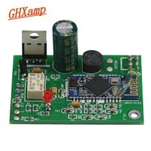 Bluetooth 4.2 APTX DAC CSR64215 Bluetooth Receiver Mill Board CD-level ES9023 Decoder Amplifier DIY Support Analog Input