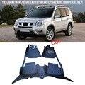 Para Nissan X trail-/Rouge T31 2008 2009 2010 2011 2012 2013 Tapetes de Carro