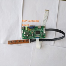for NV140FHM-N61 EDP HDMI SCREEN display 1920×1080 LED EDP monitor DRIVER LCD DIY 30Pin KIT VGA Controller board 14