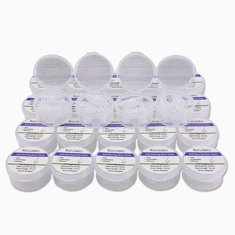 75 boîtes = 300 pièces ronflement remède dilatateurs nasaux dormir dispositif Anti ronflement arrêter ronflement aide dormir soulager l'apnée pinces à nez