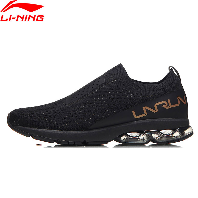 (Break Code)Li-Ning Women BUBBLE ARC Running Shoes LI-NING ARC Cushion Mono Yarn LiNing Li Ning Sport Shoes ARHN034 XYP690