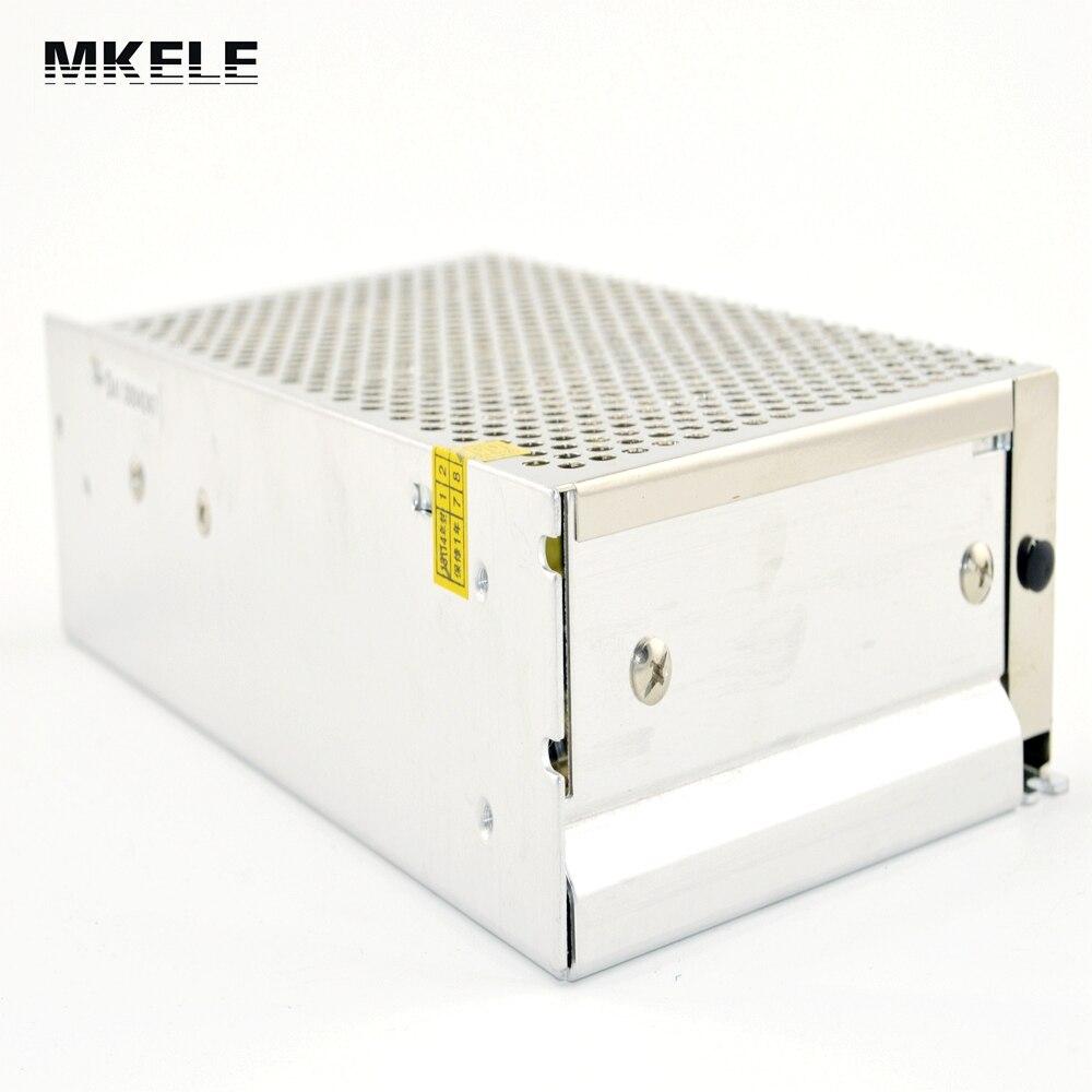 ФОТО Free shipping AC 110-230V DC 48V Power supply 48V3.2A 150W led power supply S-150-48 SMPS/PSU