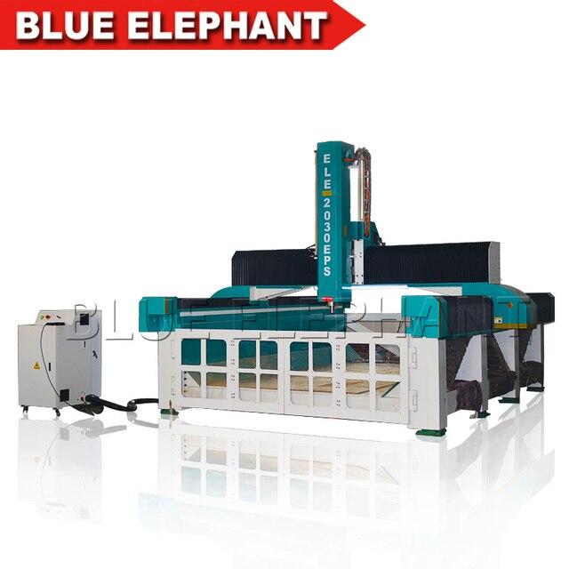 20a97f67107 Elefante azul 2030 De Isopor EPS espuma máquina de corte router ...