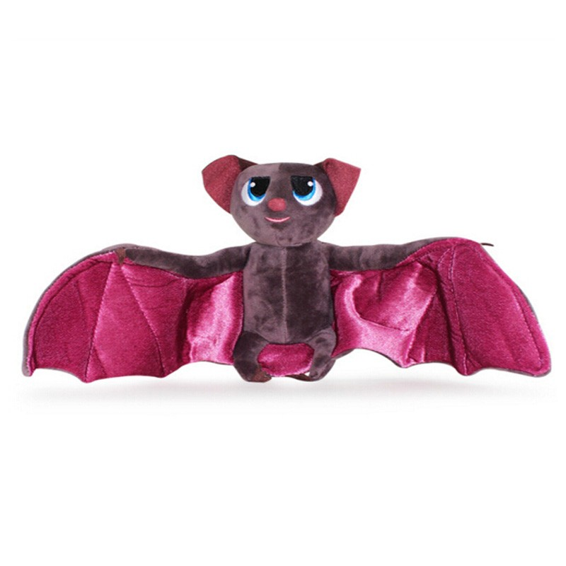 40cm Hotel Transylvania 2 Movie Dracula Girl MAVIS BAT Bendable Wings Bat Plush Toy Soft Stuffed Dolls dracula s heir