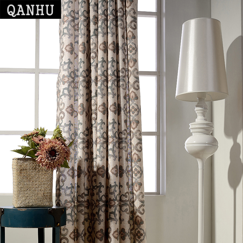QANHU High Quality Classic High shading Woven Polyester/Cotton ...