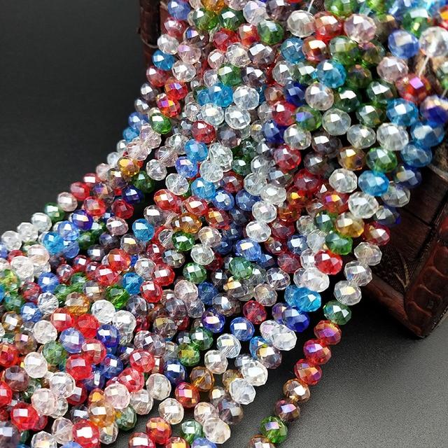 Фото бесплатная доставка разноцветные стеклянные кристальные шарики