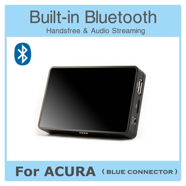 USB Bluetooth Adapter MP Music Player Digital CD Changer For Acura - Acura mdx cd player