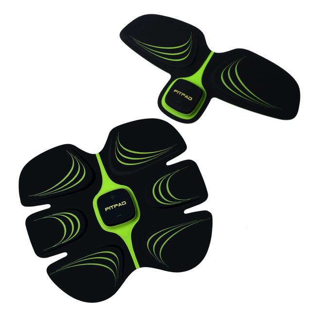Nuevo Multi-Función CCSME Hogar Dispositivo de Equipo de Entrenamiento de Los Músculos Abdominales Músculos Del Brazo Entrenamiento Intensivo Eléctrica Pérdida de Peso Slim