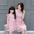 Семьи соответствующие наряды мать и дочь соответствующие платья семья одежда и дочь соответствующие одежда семья платье DR71