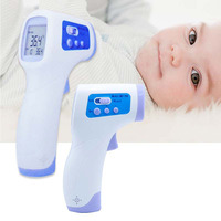 Baby Surface Temperature Digital Infrared Body Thermometer Forehead