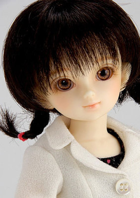 1/6 26CM BJD doll nude Chinatsu,BJD/SD doll boy & girl include face up..not include Clothes; wig;shoes and access&ies