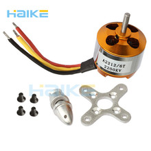 HAIKE F02048 A 2212 A2212 2200KV 6T Brushless Outrunner Motor Mount  For BOY Toy RC Aircraft Plane Multi-copter Quadcopter Drone