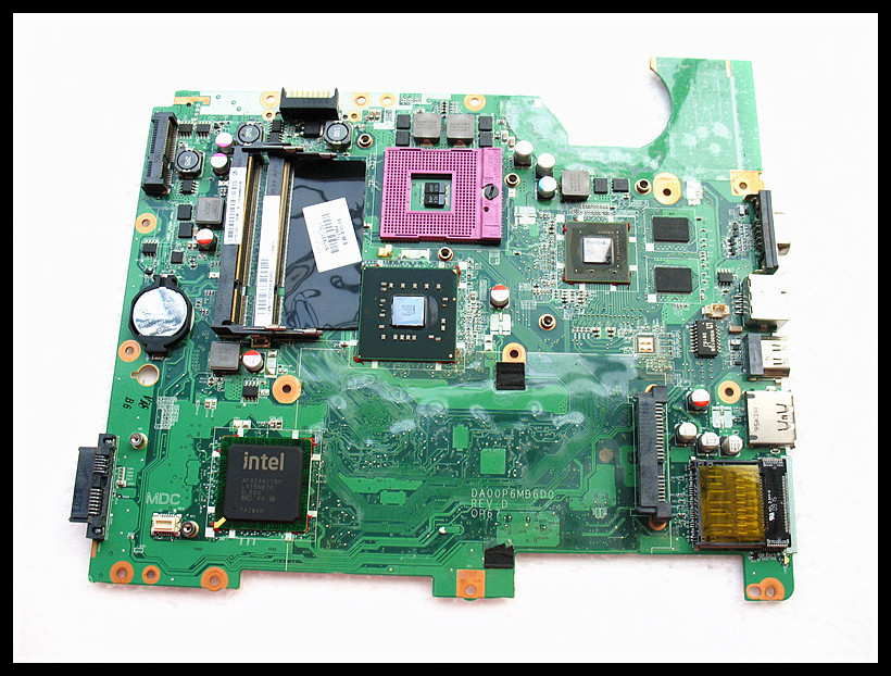 Free Shipping ! For HP laptop mainboard 517837-001 CQ61 G61 laptop motherboard