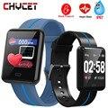 Смарт-часы F5 измерение артериального давления Смарт-часы GPS водонепроницаемый IP67 фитнес-браслет женские мужские спортивные часы для Android IOS