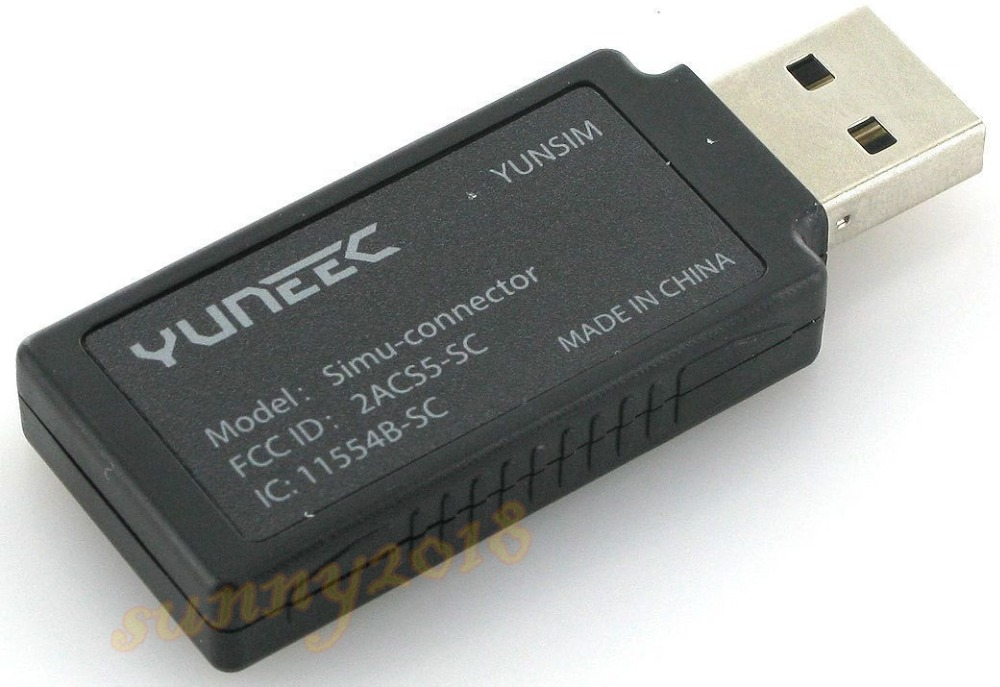 ФОТО Yuneec Q500, Q500+ 4K Drone Typhoon UAV Pilot Simulator Wi-Fi USB Stick For PC
