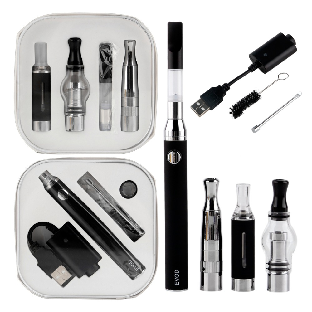 Electronic cigarettes EVOD - one of the solutions to a serious problem