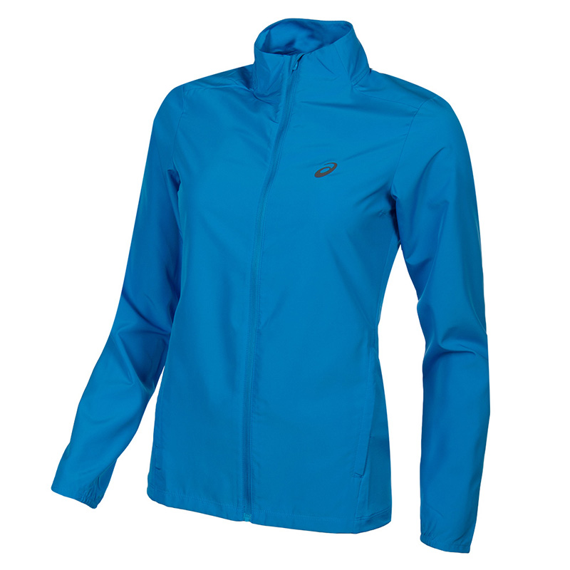 Female Windbreaker ASICS 134110-8012 sports and entertainment for women sport clothes подтяжки miguel bellido miguel bellido mi070dmcomd4