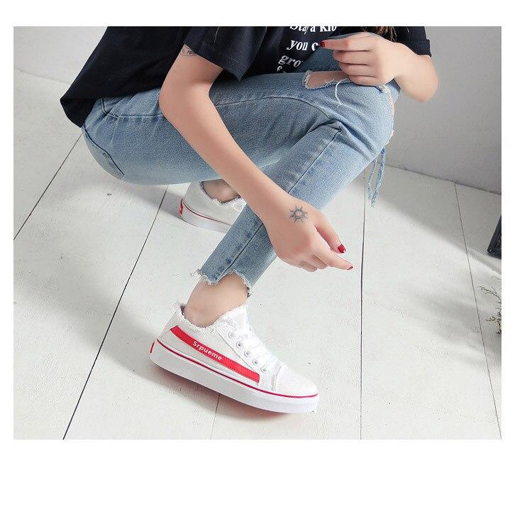 Chaussures Lin Toile 2018 Confortable 3 2 Sauvage Mode 1 Femmes De PSPUFwqr