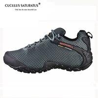 mountain trekking shoes men hiking shoes men waterproof ultra light climbing shoes outdoor sports shoes men 224 6 11