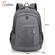 Waterproof Men Women Backpack Boys Girsl School Bags Work Travel Shoulder Bag Mochila Teenager