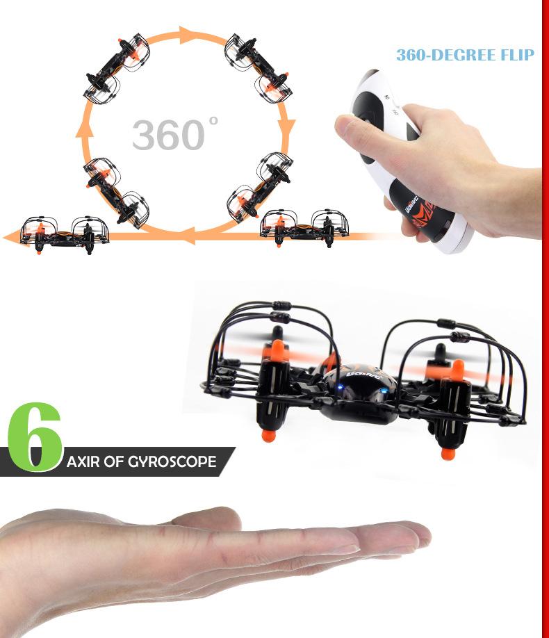 USD quadrocopter States 4ch 7