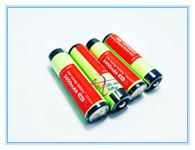 4 PCS/lot New Protected Original 18650 3.7V 3400MAH NCR18650B with PCB Li-ion rechargeable battery for tablet pc 7-9 inch