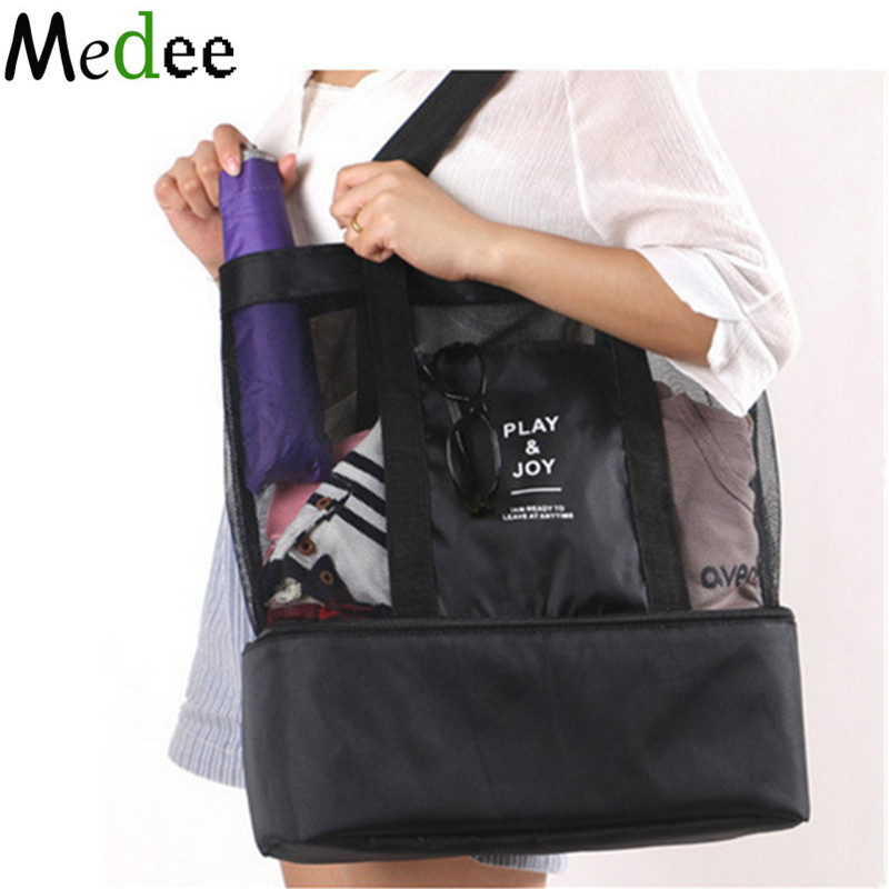 Medee Women's Pouch Transparent Bag For Girls Beach Bags Ladies Handbags Dames Tassen Sac Pochette Bolsa Feminina femme UBS024