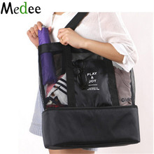 купить Medee Women's Pouch Transparent Bag For Girls Beach Bags Ladies Handbags Dames Tassen Sac Pochette Bolsa Feminina femme UBS023 дешево