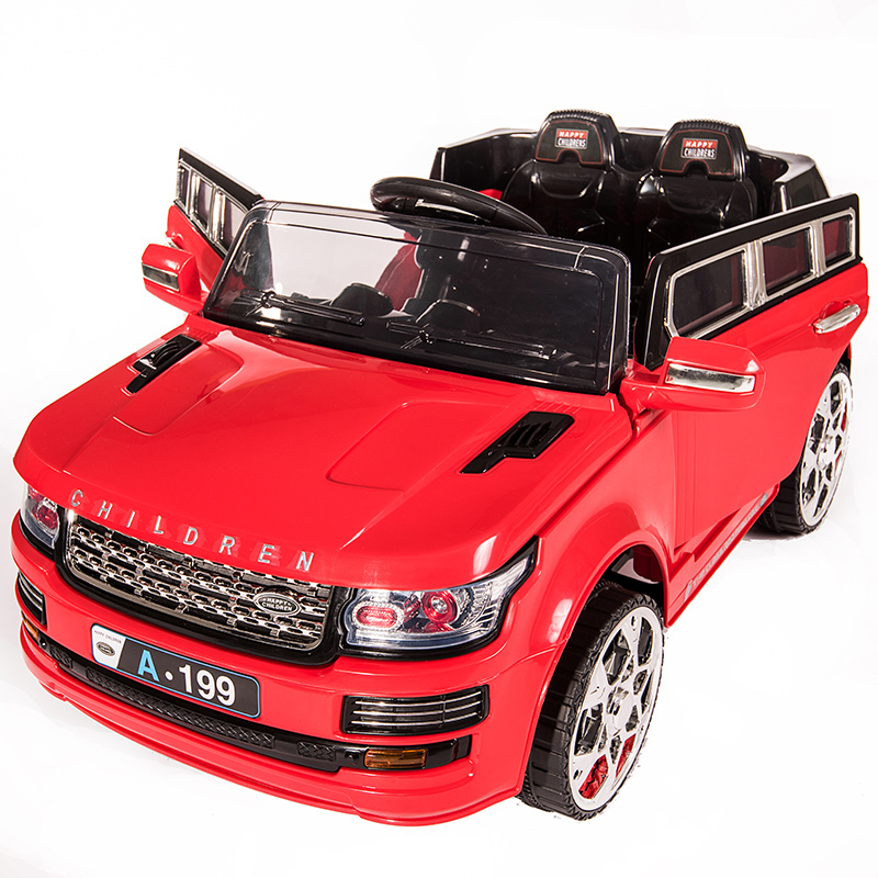 Toy Cars That You Can Drive >> Landrovera199 Four Pairs Of Children Electric Car Remote Control Car