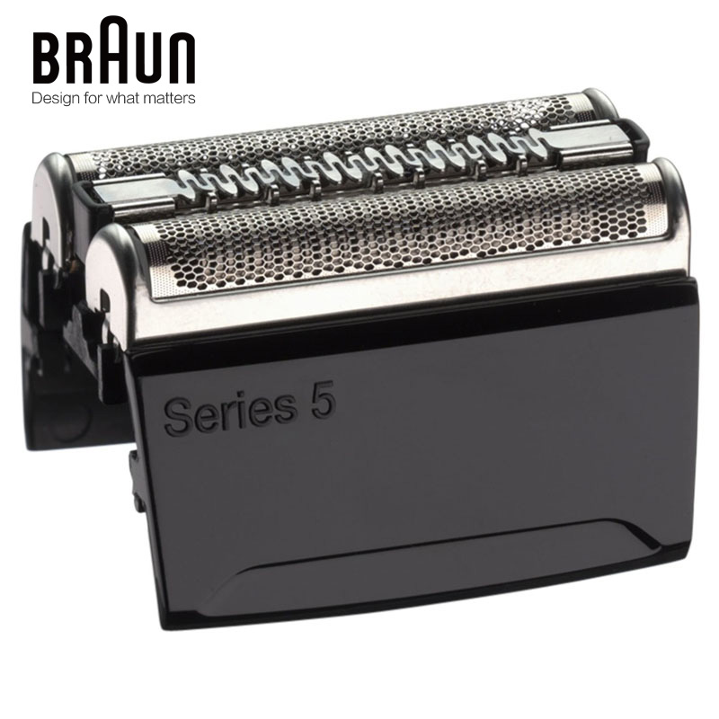 Braun 52S 52B Shaver Razor Blades Cassette Replacement for Series 5 High Perfprmance Parts 5090 5050