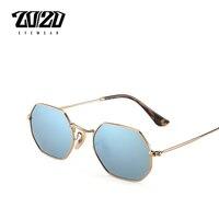 20 20 Brand Classic Polarized Men Sunglasses Women Vintage Unisex Metal Eyewear UV400 Driving Sun Glasses