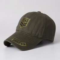High Quality US Army Cap Camo Mens Baseball Cap Brand Tactical Cap Mens Hats And