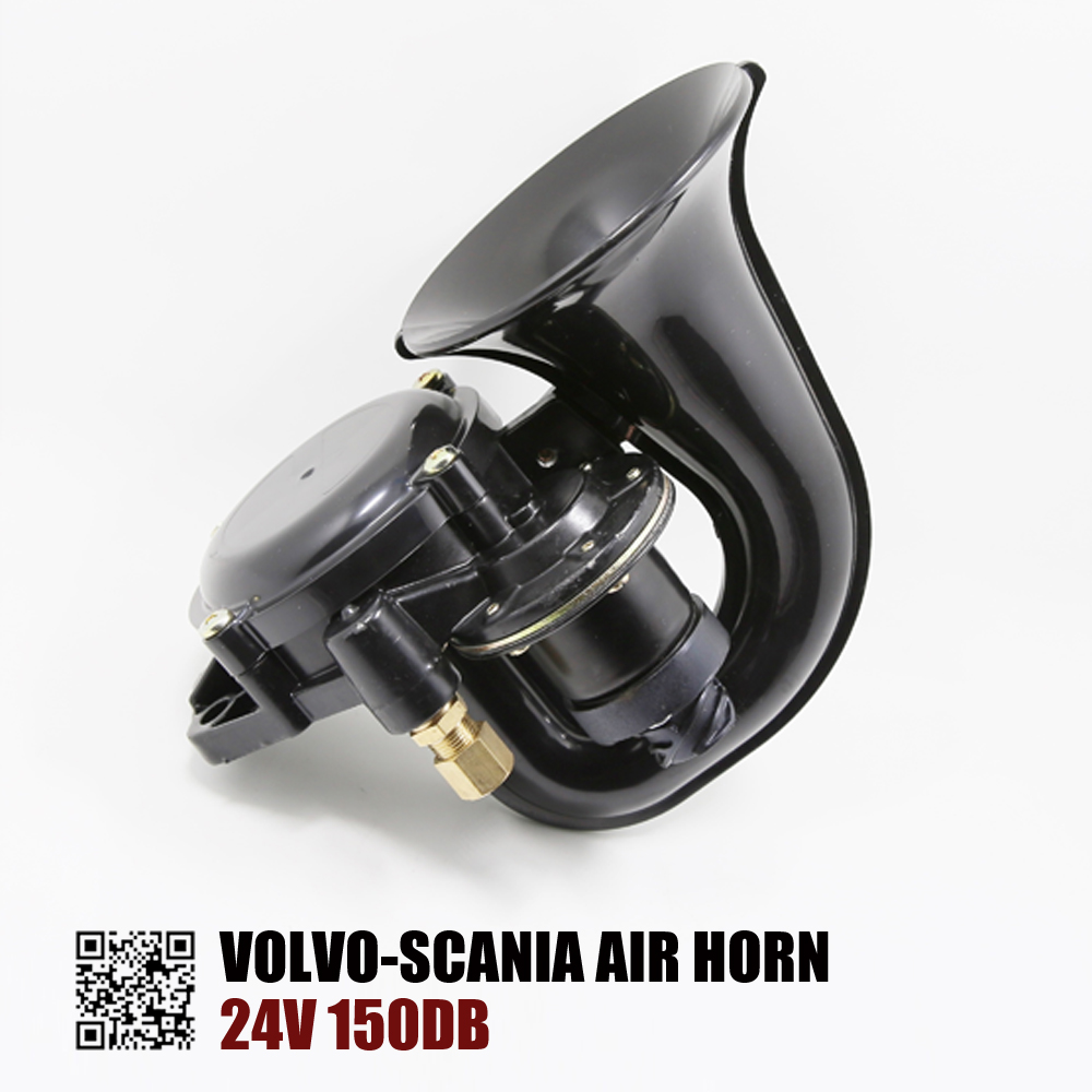 Aliexpress.com : Buy 24V 150DB Electric Air Horn For Volvo Truck Scania Truck Super from ...